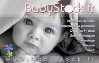 Cartes commerciales Babystock