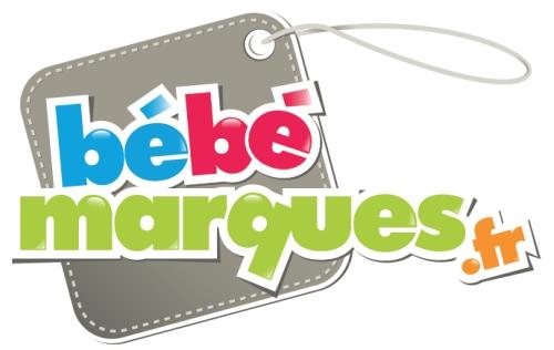 Le logo bebemarques.fr conçu par AxeNet